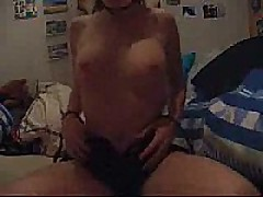Hot hot girlfriend cumming and loving each minute of it. She is so fucking hot u might cum without even jerking