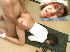 Yummy young white lady screwed by big shlong